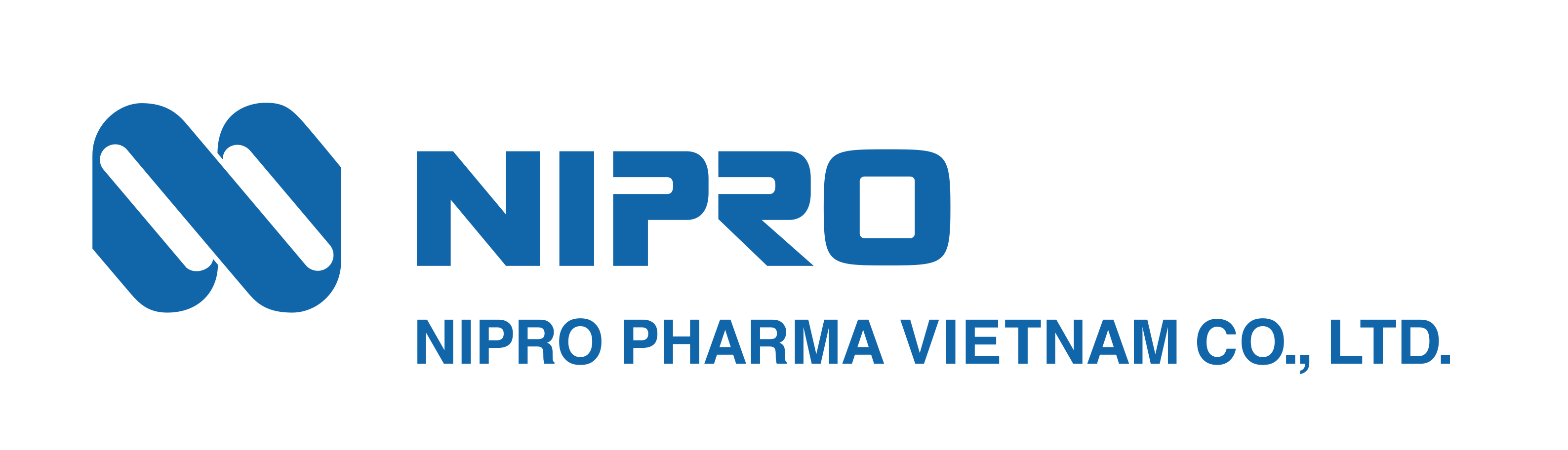Nipro Pharma Vietnam Co.,Ltd.ロゴ